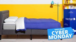 Cyber Monday mattress deals 2020