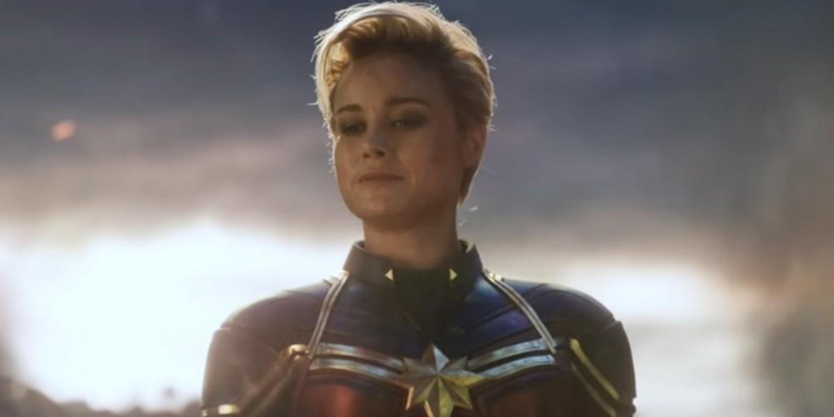 Brie Larson - Avengers: Endgame