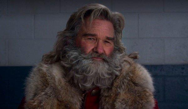 Santa Claus Kurt Russell The Christmas Chronicles