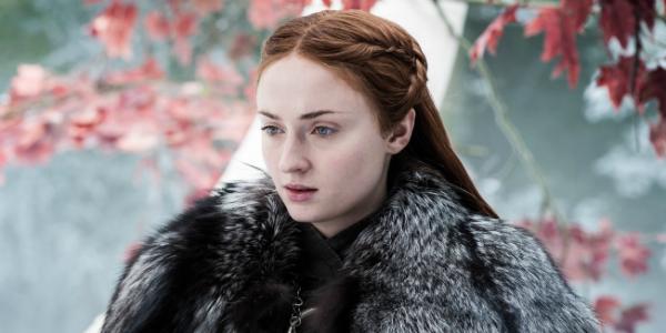Game of Thrones Sophie Turner sans