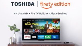 Amazon TV deal Fire TV edition