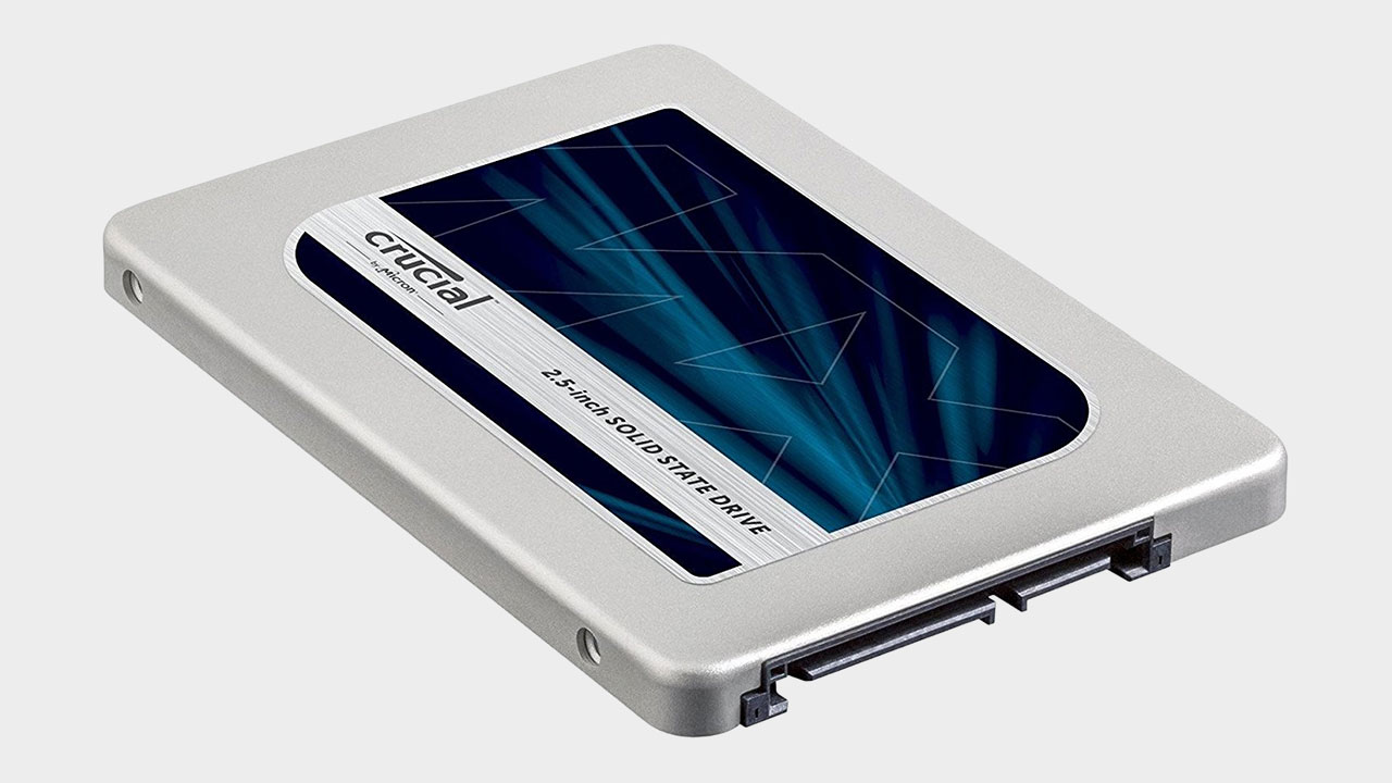 Crucial's massive 2TB SSD is $184 in this Amazon Prime Day lightning deal   PC Gamer