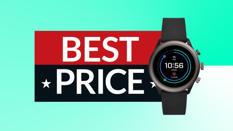 Grab a Fossil Sport smartwatch for just £89