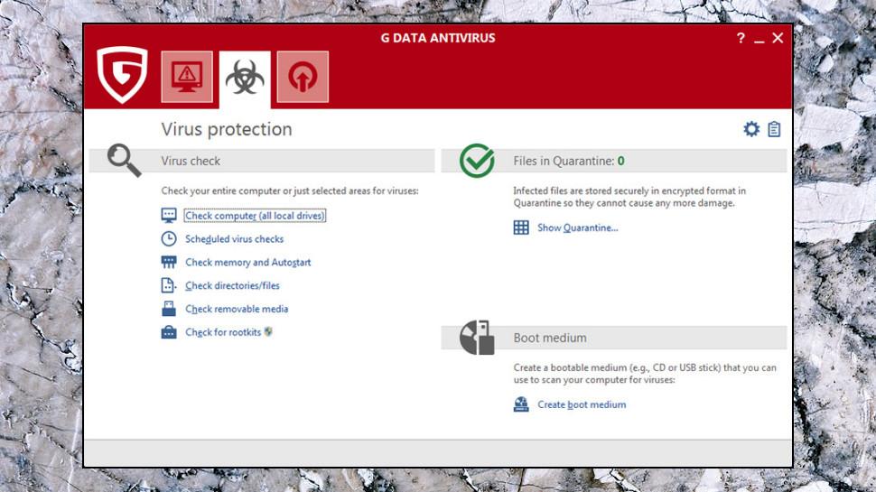 Antivirus Scan Types
