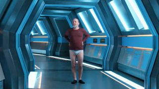 "H. Jon Benjamin is perfectly cast in ""Star Trek's"" first full-on foray into funny sci-fi."
