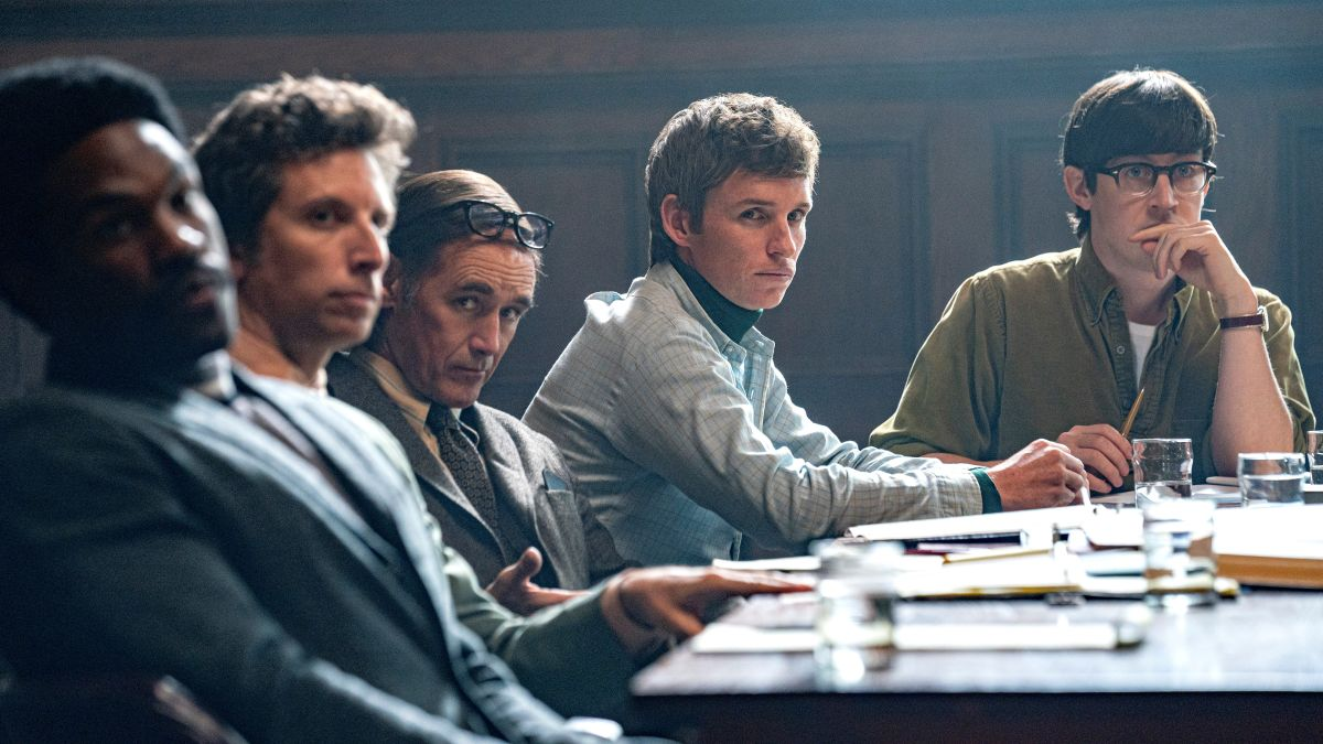 Netflix's The Trial of the Chicago 7 is the movie you need to stream this year