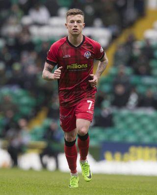 Celtic v Greenock Morton – William Hill Scottish Cup – Quarter Final – Celtic Park