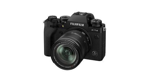 Fujifilm X-T4 camera review: image of Fuji X-T4 camera