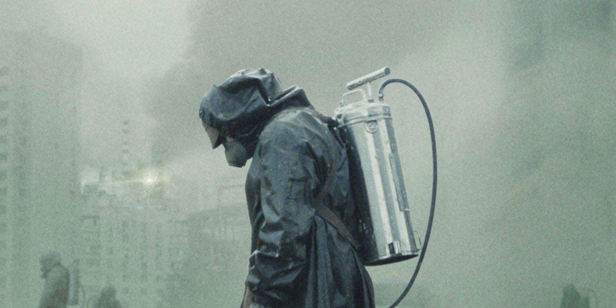 HBO's Chernobyl Poster