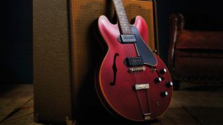 The history of the Gibson ES-330 series