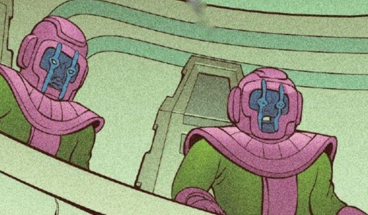 Council of Kangs Marvel Comics