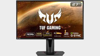 ASUS TUF Gaming VG27AQ gaming monitor review