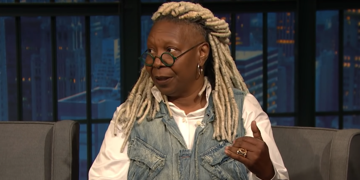 The View's Whoopi Goldberg Plays Down Fighting Between Co-Hosts