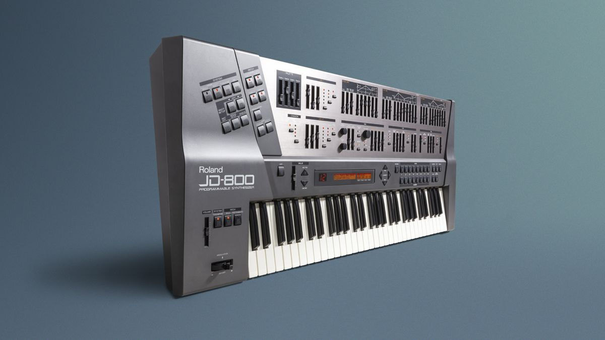 Roland's monster JD-800 synth is back from the '90s as a Zen-Core Model Expansion