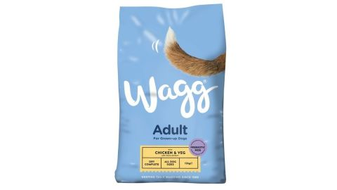 Wagg complete dry dog food