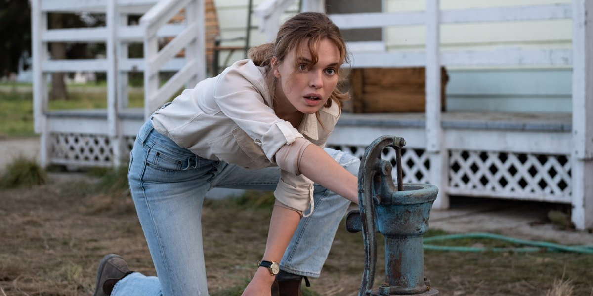 Odessa Young as Fran Goldsmith in The Stand