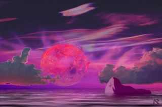 Gilese 581c Sunrise