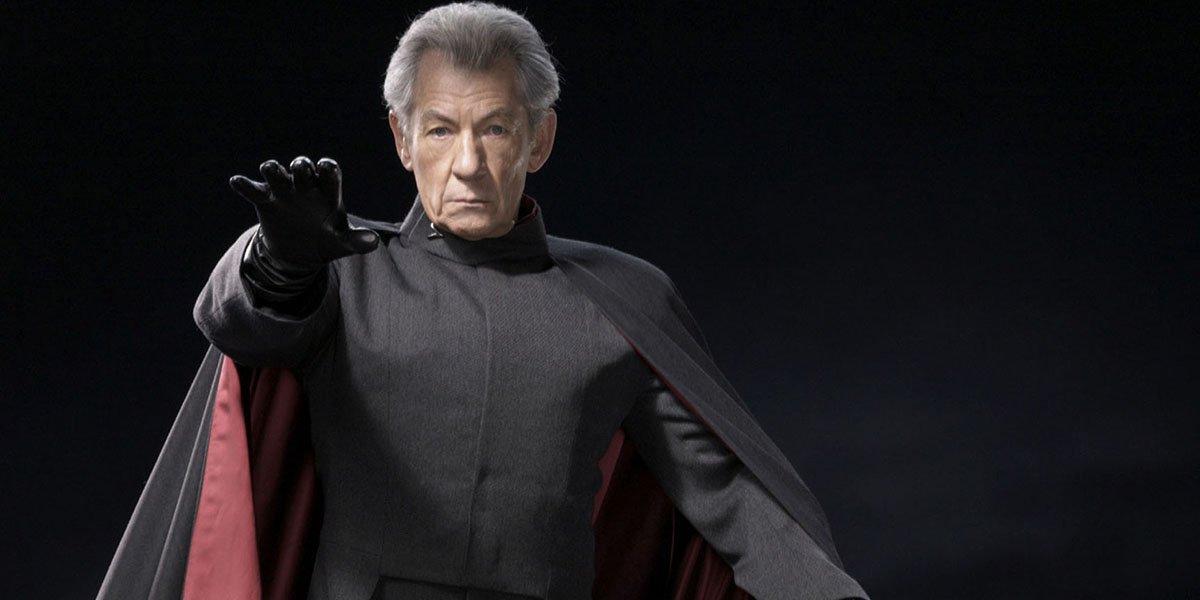Sir Ian McKellen as Magneto in X-Men: The Last Stand