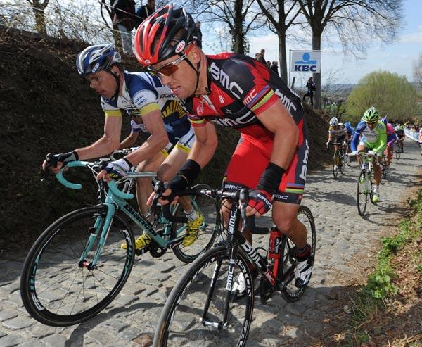 Thor Hushovd, Tour of Flanders 2012