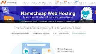 Namecheap Review Listing