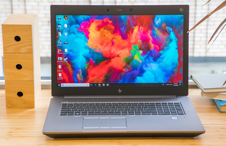 Hp Zbook 17 G5 Full Review And Benchmarks Laptop Mag