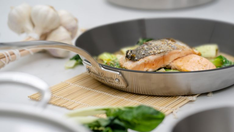 Samuel Groves Tri-Ply Stainless Steel Non-Stick frying pan review