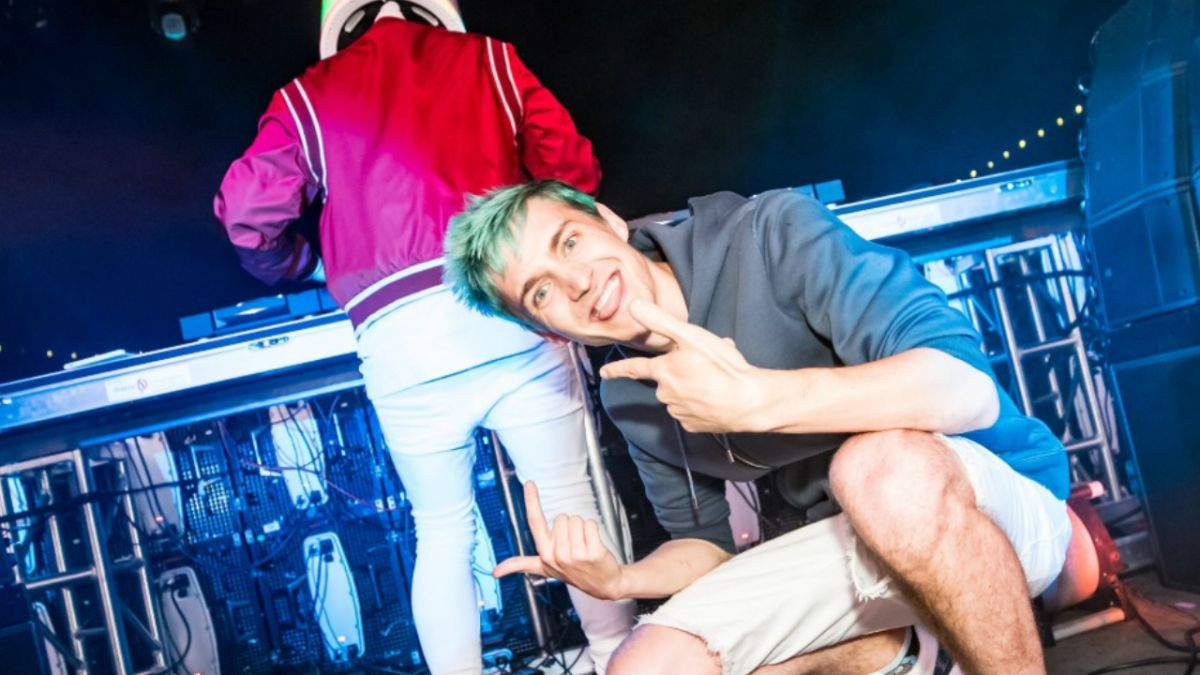 'Are you out of this world?' Ninja scores a $100K anonymous donation while playing Fortnite for charity