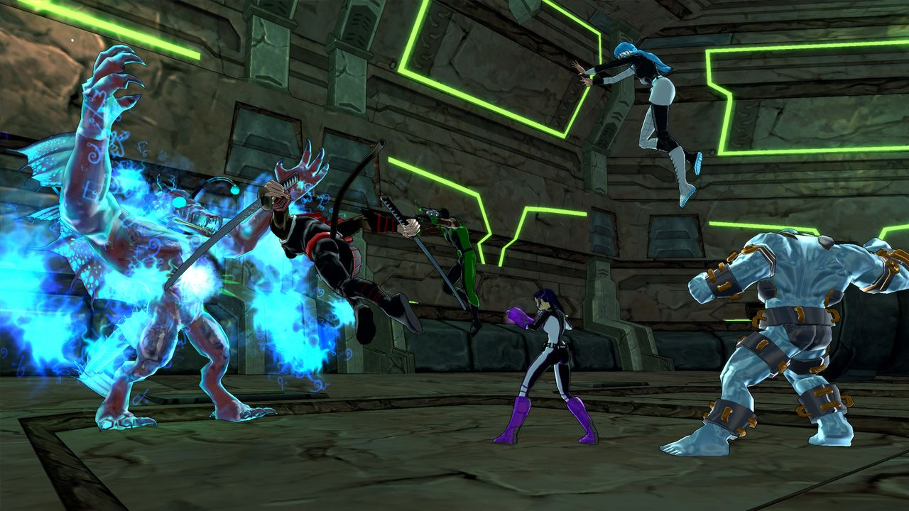 Champions Online Screenshots: Gun-Slinging Pimps And Four-Armed Freaks #7800