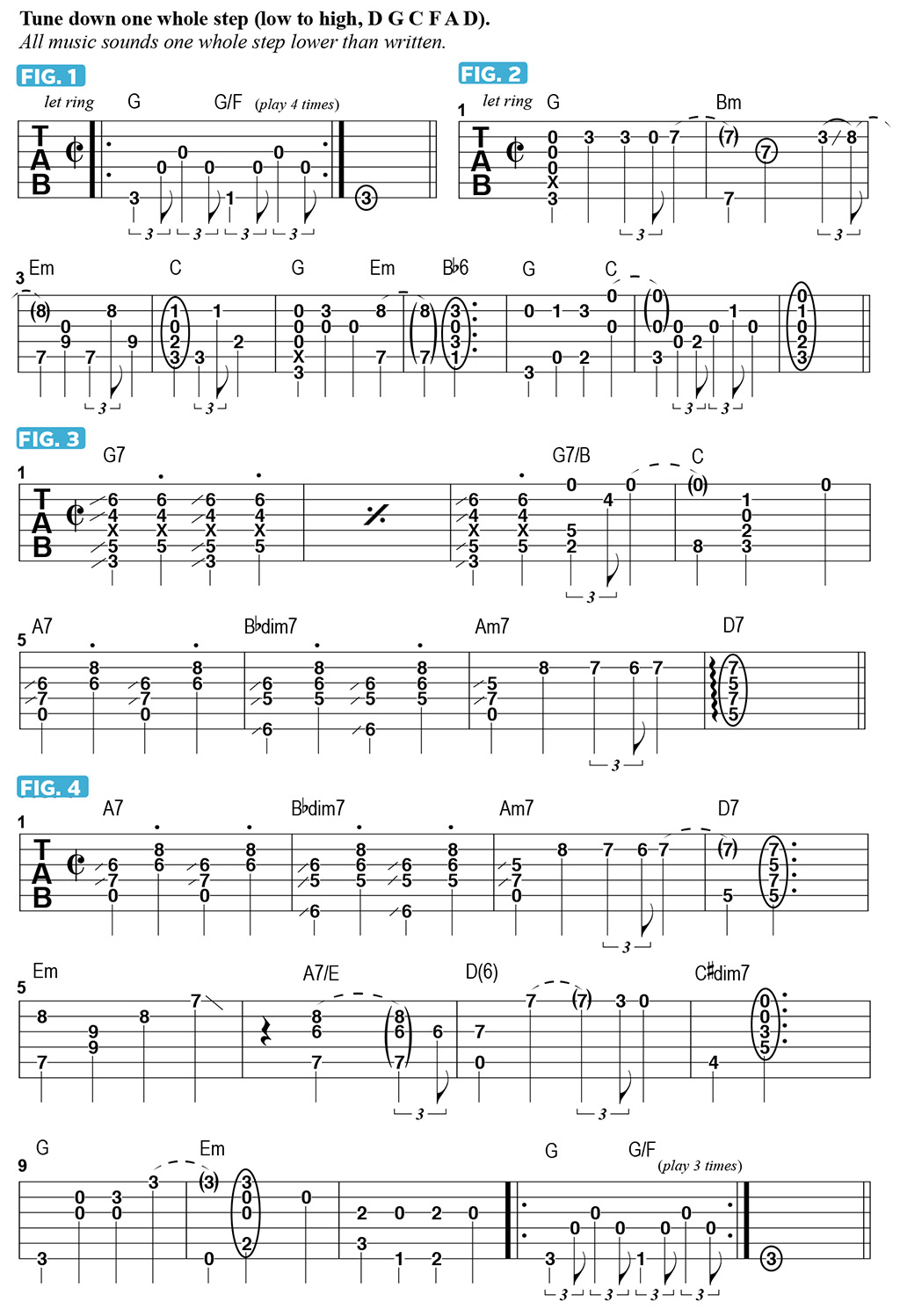 Learn how to build solo guitar-based compositions | Guitarworld
