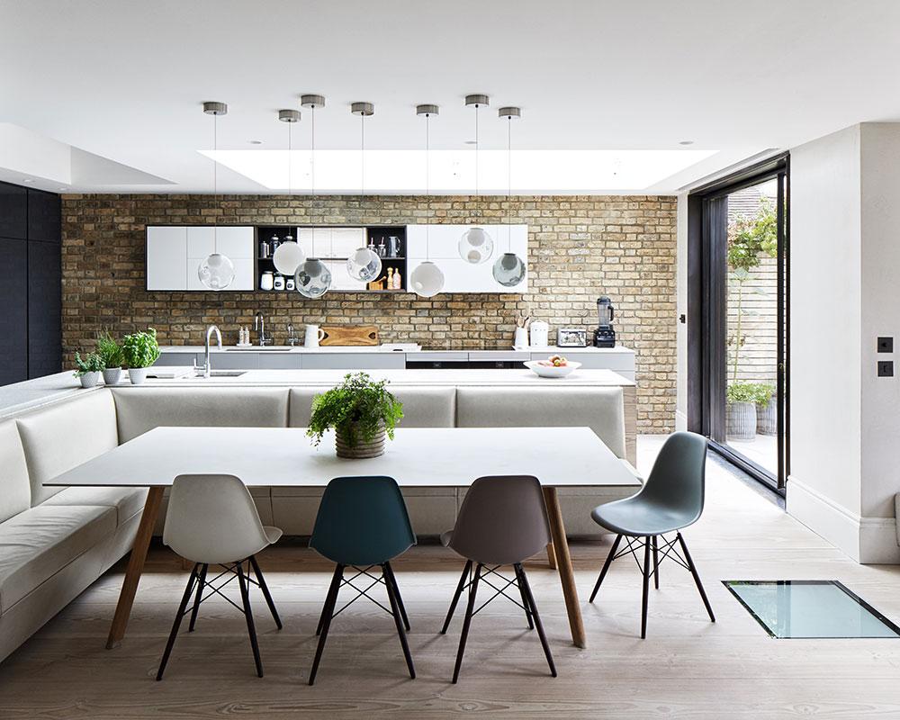 Open Plan Kitchen Design Ideas For
