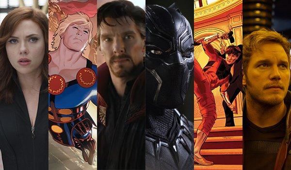 Marvel's Phase 4 films