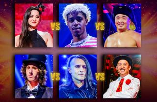 The 'Go Big Show' Semi-Finalists.