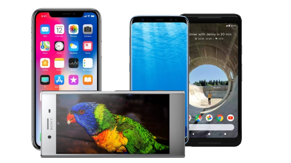 61adb9be7 The best smartphone in 2019  be more creative on the move