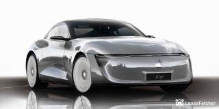 Apple Car concept design