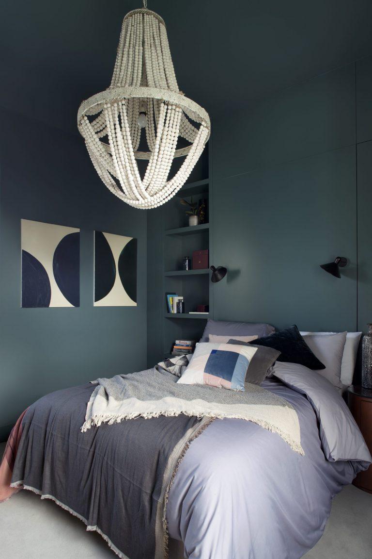 Dark Bedroom Ideas: Moody Dark and Stormy Hues for Modern Bedrooms