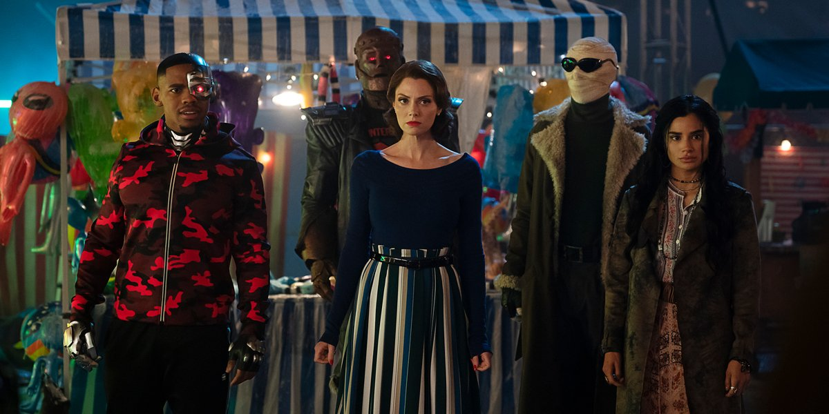 HBO Max's Doom Patrol: Everything You Need To Remember Before Season 3