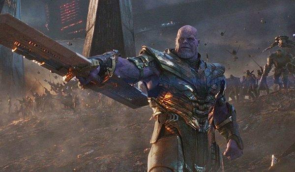 avengers endgame thanos fighting
