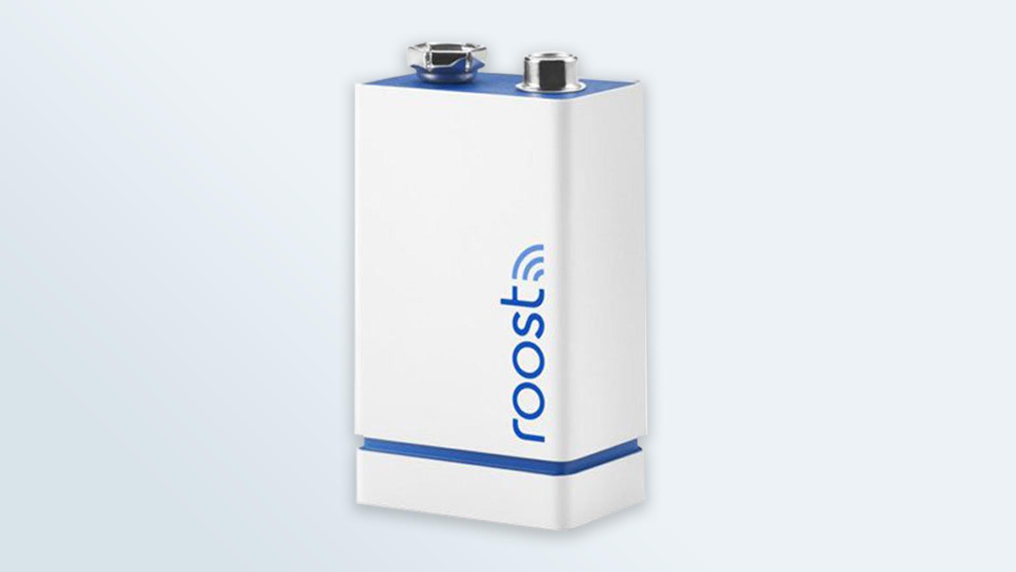 Los mejores detectores de humo inteligentes: batería inteligente Roost