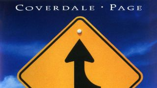 Coverdale/Page - Coverdale/Page album sleeve