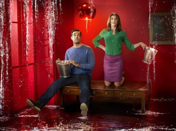 Sharon Horgan and Rob Delaney in Catastrophe