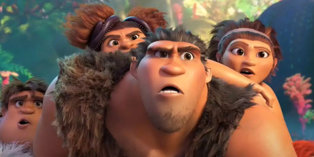 The Croods in The Croods 2: A New Age