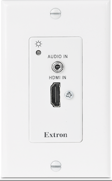Extron Single-Gang DTP Wallplate Transmitters for HDMI