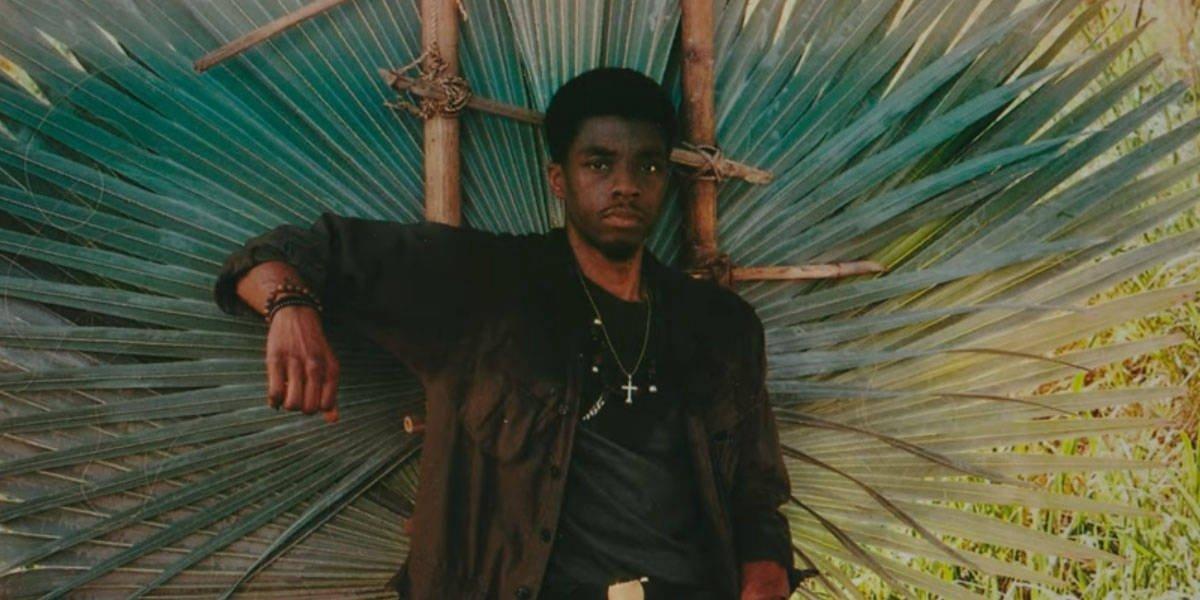 Chadwick Boseman in Da 5 Bloods