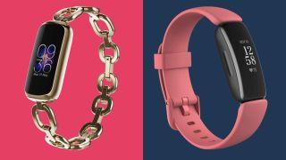 Fitbit Luxe vs Fitbit Inspire 2