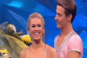 Dancing On Ice: Zoe makes a surprise exit!