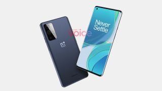 The first renders of the OnePlus 9 Pro