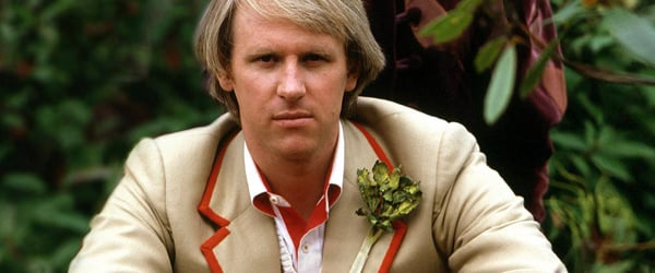 Peter Davison Doctor Who Fifth Doctor