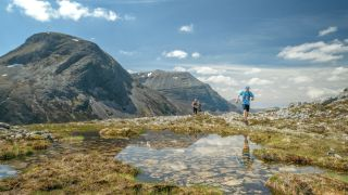 Spectacular scenery on the route of the Cape Wrath Ultra