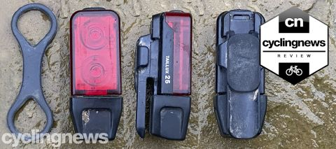 Topeak Taillux 25 rear light review