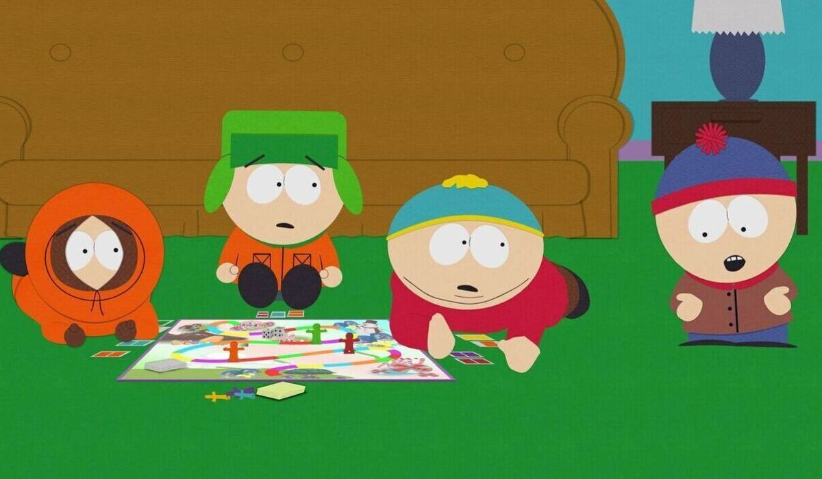 south park pandemic special comedy central kids board game